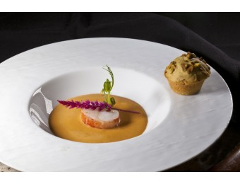 bernard lobster bisque