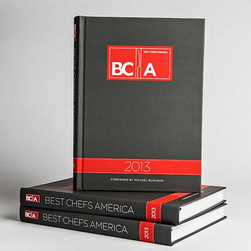Best Chefs America: 2013