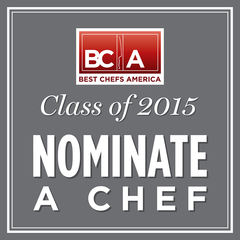 Nominate a Chef 2015